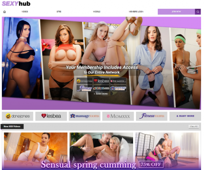 Sexyhub Jan-Mar 2020 - SiteRip