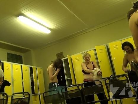 Hidden-Zone.com-Lo1396# A locker room voyeur cam in the locker room pool. There are a lot of different girls and w
