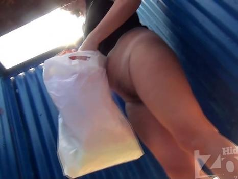 Hidden-Zone.com-Bc1592# In this voyeur video, she is not very young. Hair on pussy stick out like a washcloth. But