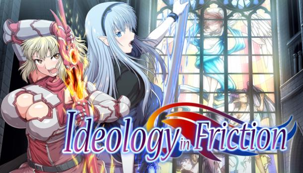 (同人ゲーム)[190612] [ONEONE1/Kagura Games] Ideology in Friction Ver1.05-Uncen (English)