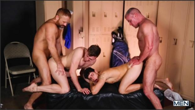 Men.com-The Caddy And The Daddy Part 3: Bareback