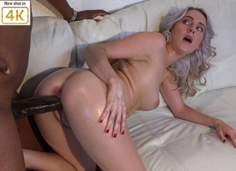 Interracialpass.com- INTERRACIAL PASS | Skinny Maya Kendrick Takes Her First Black Cock