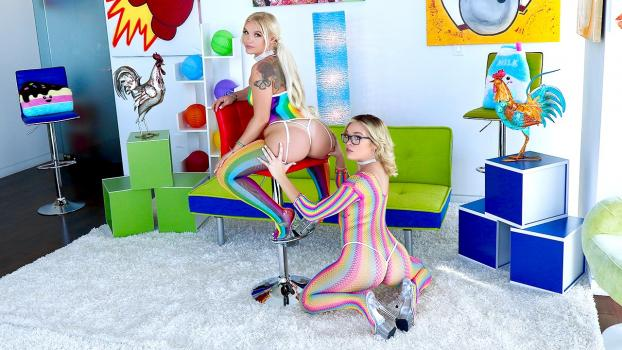 Allanal.com-Juicy Anal Affair with Bella and Katie