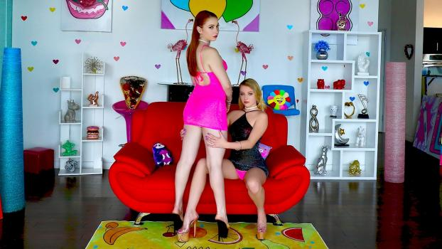 Allanal.com-Arietta and Dixie Are Down and Dirty Darlings