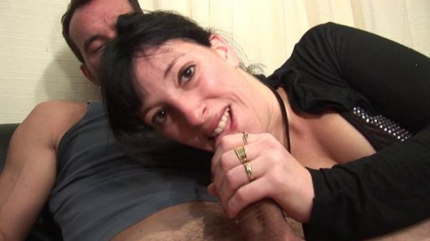 Lafranceapoil.com-Horny French brunette has casting call