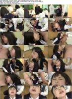 JapanHDV   Tomoyo Isumi   Sexy Schoolgirl Gets a Facial at School