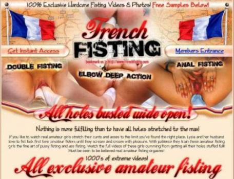 FrenchFisting (SiteRip) Image Cover